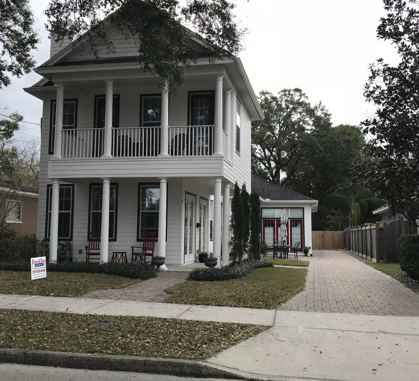 Residential Paint Service